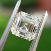 1.30ct Asscher Cut Diamond GIA H VVS2 22