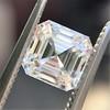 1.30ct Asscher Cut Diamond GIA H VVS2 9