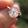 1.31ct Old European Cut Diamond GIA K, SI1 5