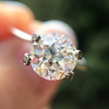 1.31ct Old European Cut Diamond GIA K, SI1 11