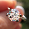 1.31ct Old European Cut Diamond GIA K, SI1 1