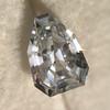 1.33ct Vintage Shield Step Cut Diamond GIA E VS1 8