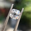 1.37ct Peruzzi Cushion Cut Diamond GIA G VS2 21