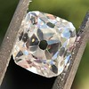 1.37ct Peruzzi Cushion Cut Diamond GIA G VS2 0