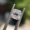 1.37ct Peruzzi Cushion Cut Diamond GIA G VS2 14