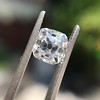 1.37ct Peruzzi Cushion Cut Diamond GIA G VS2 23