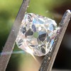 1.37ct Peruzzi Cushion Cut Diamond GIA G VS2 10