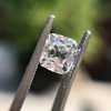 1.37ct Peruzzi Cushion Cut Diamond GIA G VS2 12