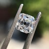 1.37ct Peruzzi Cushion Cut Diamond GIA G VS2 19