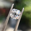 1.37ct Peruzzi Cushion Cut Diamond GIA G VS2 22