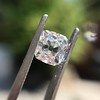 1.37ct Peruzzi Cushion Cut Diamond GIA G VS2 9