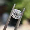 1.37ct Peruzzi Cushion Cut Diamond GIA G VS2 17