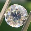 1.39ct Antique Cushion Cut Diamond GIA G SI1 19
