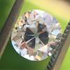 1.39ct Antique Cushion Cut Diamond GIA G SI1 12