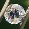 1.39ct Antique Cushion Cut Diamond GIA G SI1 20