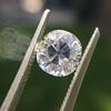 1.39ct Antique Cushion Cut Diamond GIA G SI1 31