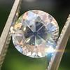 1.39ct Antique Cushion Cut Diamond GIA G SI1 4