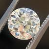 1.43ct Old European Cut Diamond GIA K SI1 1
