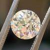 1.43ct Old European Cut Diamond GIA K SI1 16
