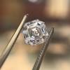 1.41ct Royal Asscher Cut Diamond GIA F SI1 9