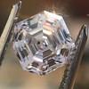 1.41ct Royal Asscher Cut Diamond GIA F SI1 11