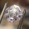 1.41ct Royal Asscher Cut Diamond GIA F SI1 12