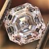 1.41ct Royal Asscher Cut Diamond GIA F SI1 3