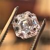 1.41ct Royal Asscher Cut Diamond GIA F SI1 6