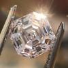1.41ct Royal Asscher Cut Diamond GIA F SI1 10