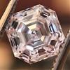 1.41ct Royal Asscher Cut Diamond GIA F SI1 8