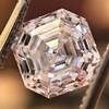 1.41ct Royal Asscher Cut Diamond GIA F SI1 2