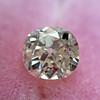 1.42ct Antique Cushion Cut Diamond, AGS K SI1 21