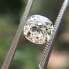1.42ct Antique Cushion Cut Diamond, AGS K SI1 10