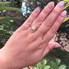 1.42ct Antique Cushion Cut Diamond, AGS K SI1 19