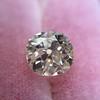 1.42ct Antique Cushion Cut Diamond, AGS K SI1 6