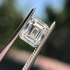 1.42ct Emerald Cut Diamond GIA FVVS2 22