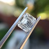 1.42ct Emerald Cut Diamond GIA FVVS2 38