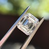 1.42ct Emerald Cut Diamond GIA FVVS2 17