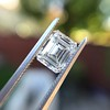 1.42ct Emerald Cut Diamond GIA FVVS2 6