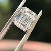 1.42ct Emerald Cut Diamond GIA FVVS2 27