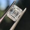 1.42ct Emerald Cut Diamond GIA FVVS2 32