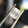 1.42ct Emerald Cut Diamond GIA FVVS2 13