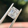 1.42ct Emerald Cut Diamond GIA FVVS2 24