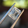1.42ct Emerald Cut Diamond GIA FVVS2 8