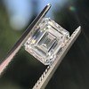 1.42ct Emerald Cut Diamond GIA FVVS2 3
