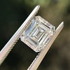 1.42ct Emerald Cut Diamond GIA FVVS2 37