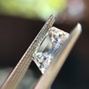 1.42ct Emerald Cut Diamond GIA FVVS2 19