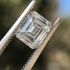 1.42ct Emerald Cut Diamond GIA FVVS2 5