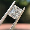 1.42ct Emerald Cut Diamond GIA FVVS2 28