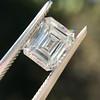 1.42ct Emerald Cut Diamond GIA FVVS2 33